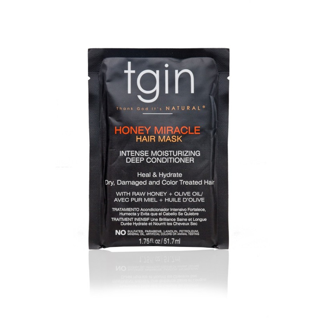 tgin Honey Miracle Hair Mask Packette (1.75 oz.)