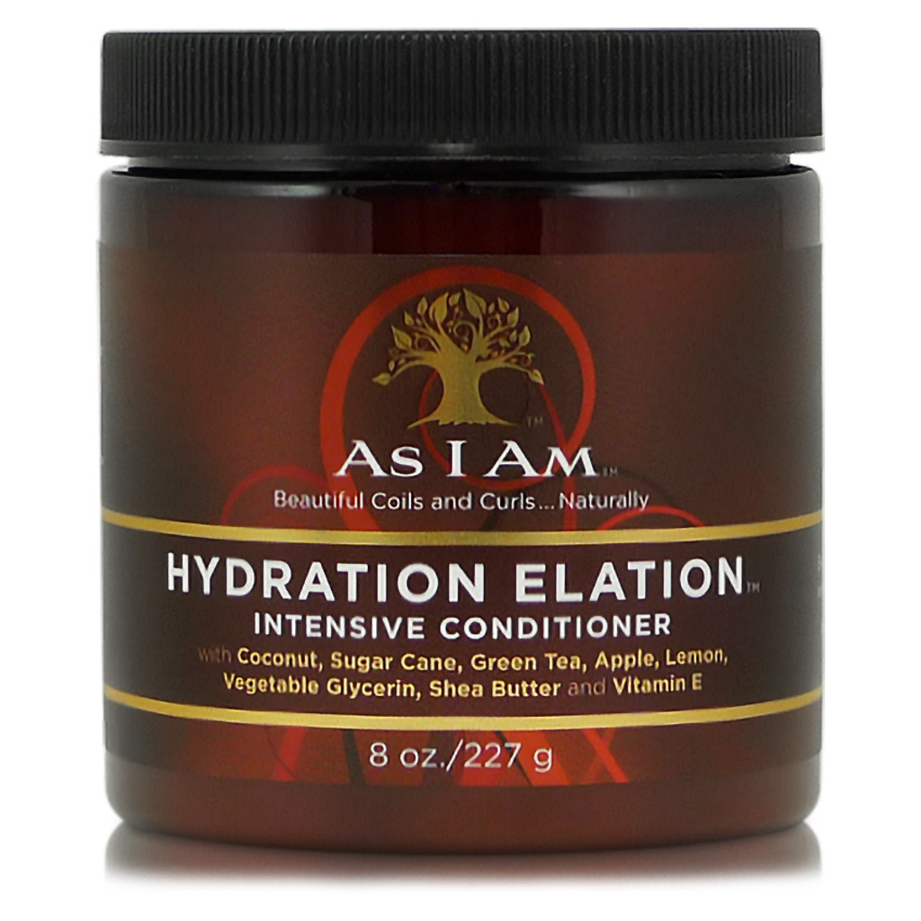 As I Am Hydration Elation Intensive Conditioner (8 oz.)