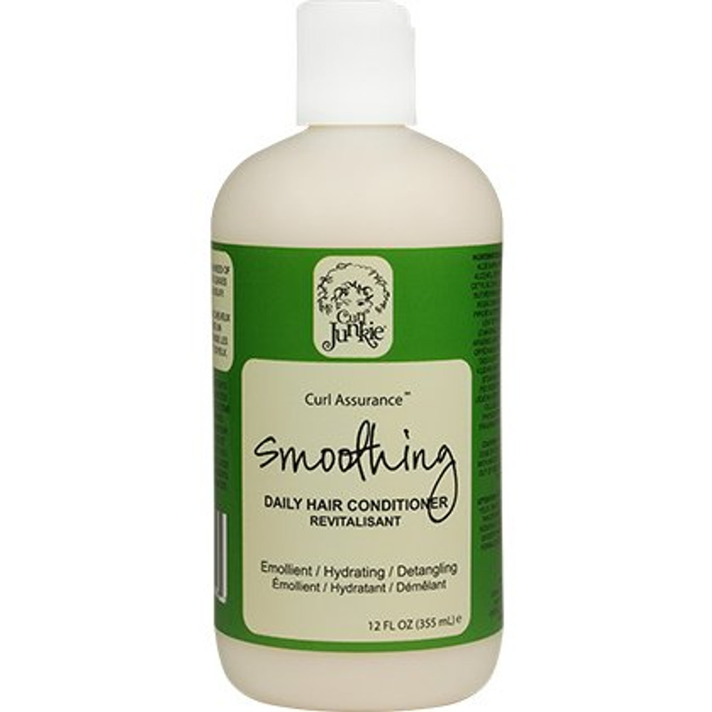 Curl Junkie Curl Assurance Smoothing Conditioner (12 oz.)