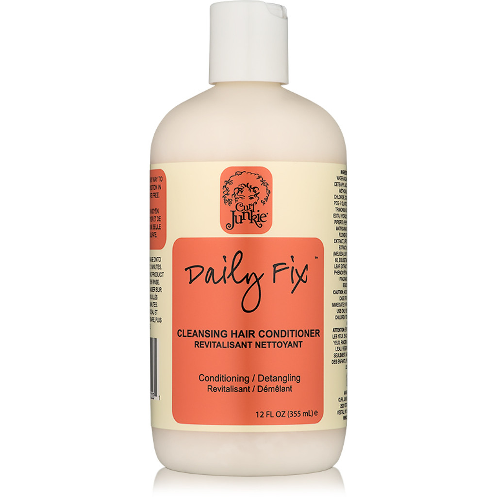 Curl Junkie Daily Fix Cleansing Conditioner (12 oz.)