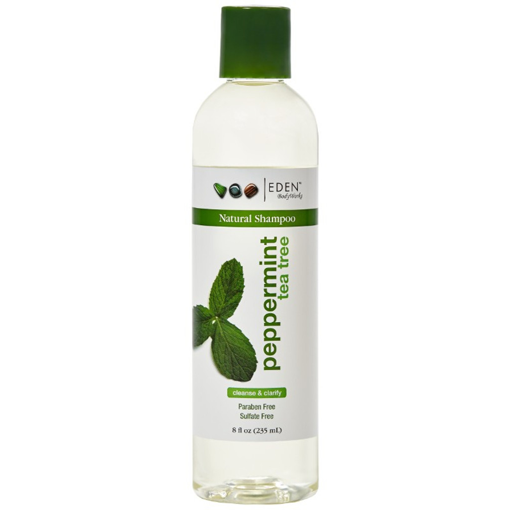 EDEN BodyWorks Peppermint Tea Tree Shampoo (8 oz.)