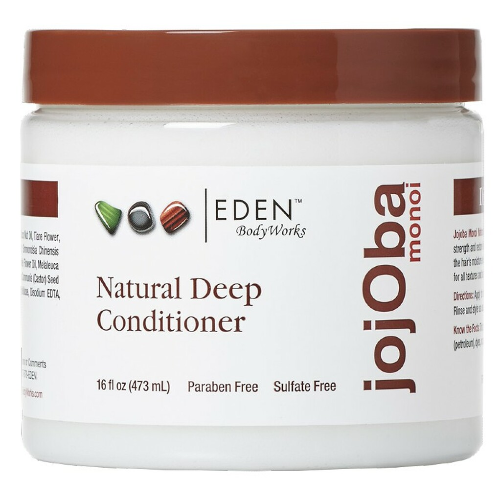 EDEN BodyWorks JojOba Monoi Natural Deep Conditioner (16 oz.)
