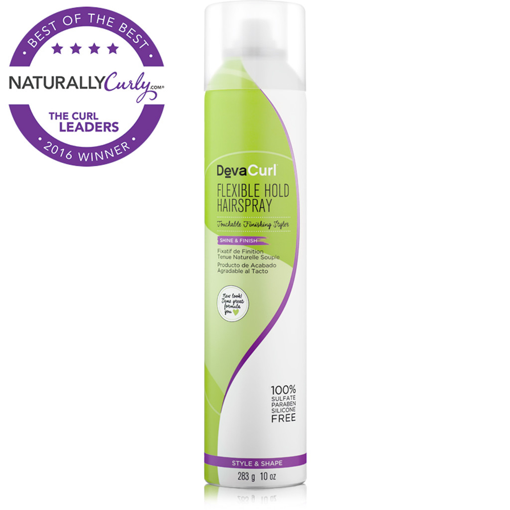DevaCurl Flexible-Hold Hair Spray (10 oz.)