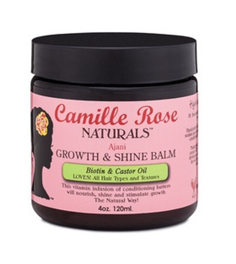 Camille Rose Naturals Ajani Growth & Shine Balm (4 oz.)