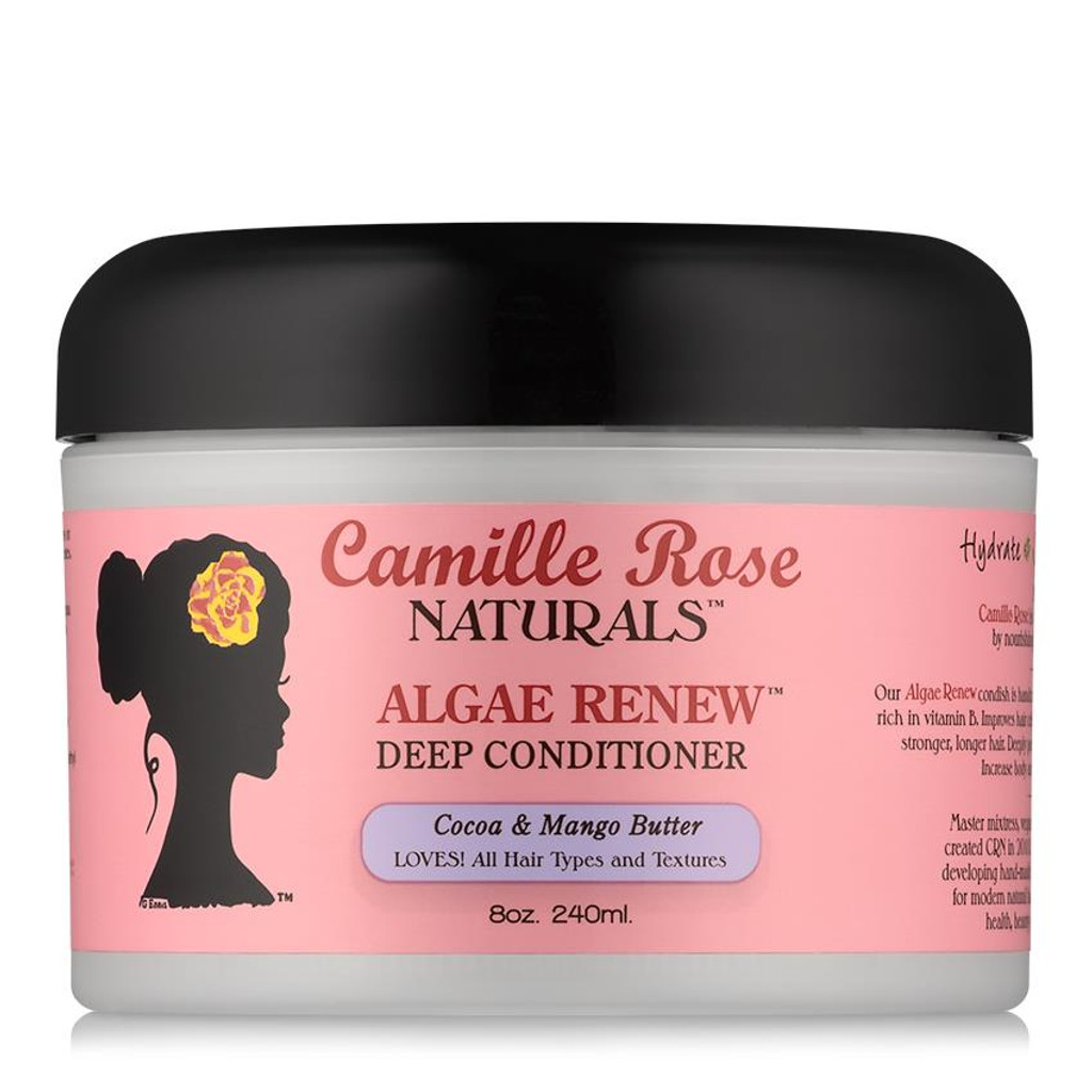 Camille Rose Naturals Algae Renew Deep Conditioner (8 oz.)