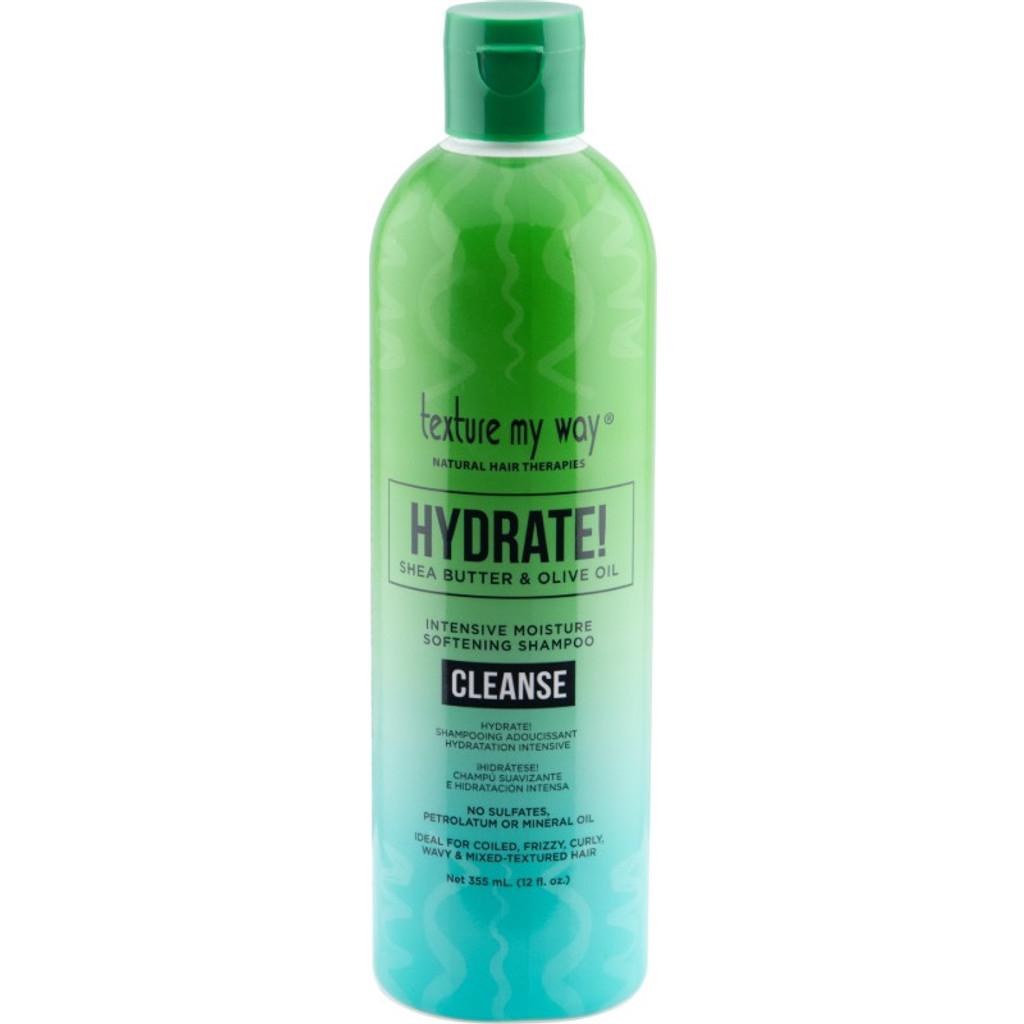 Texture My Way Hydrate Intensive Moisture Softening Shampoo (12 oz.)