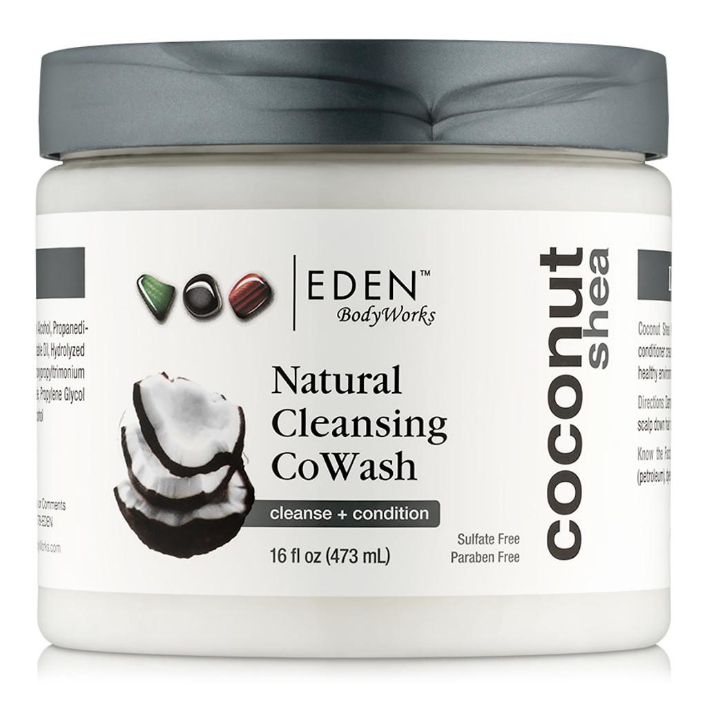 EDEN BodyWorks Coconut Shea Cleansing CoWash (16 oz.)