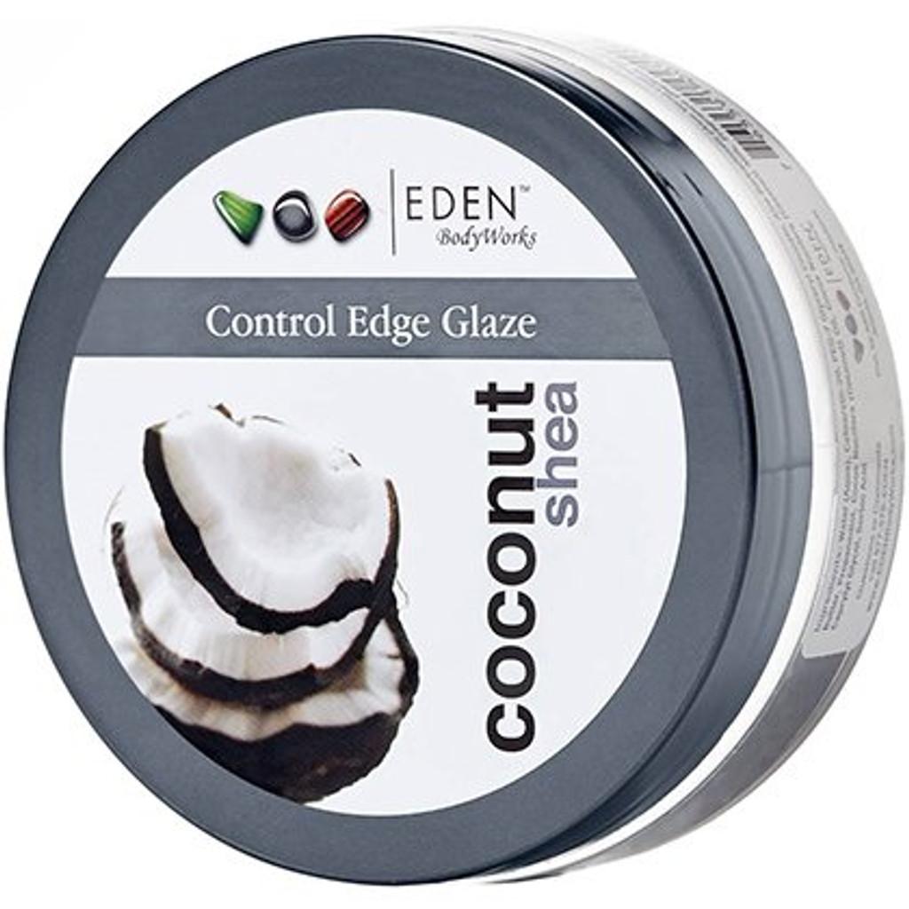 EDEN BodyWorks Coconut Shea Control Edge Glaze (6 oz.)
