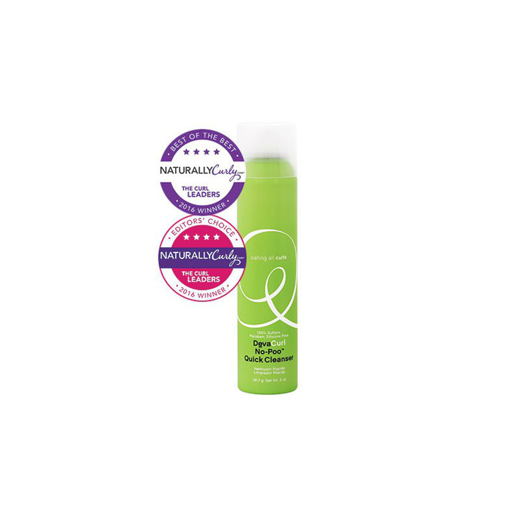 DevaCurl No-Poo Quick Cleanser (5 oz.)