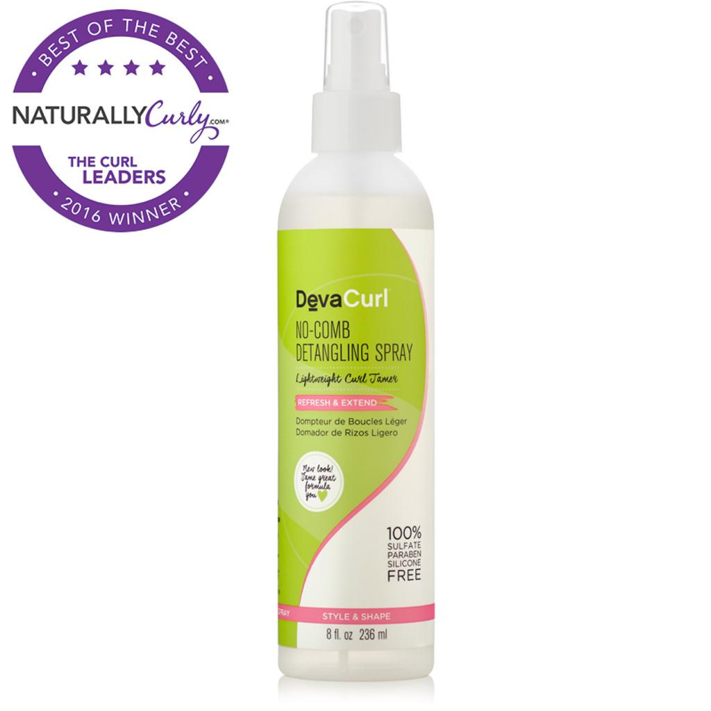 DevaCurl No-Comb Detangling Spray (8 oz.)