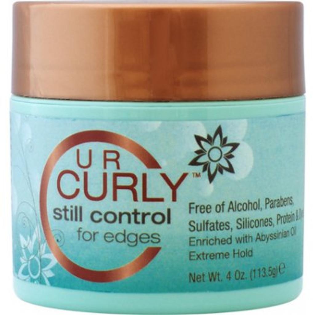 U R Curly Still Control for Edges (4 oz.)