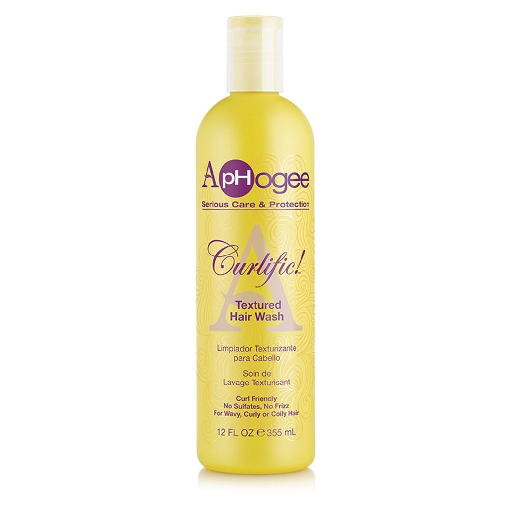 ApHogee Curlific! Textured Hair Wash (12 oz.)