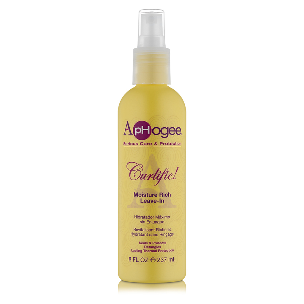 ApHogee Curlific! Moisture Rich Leave-in (8 oz.)