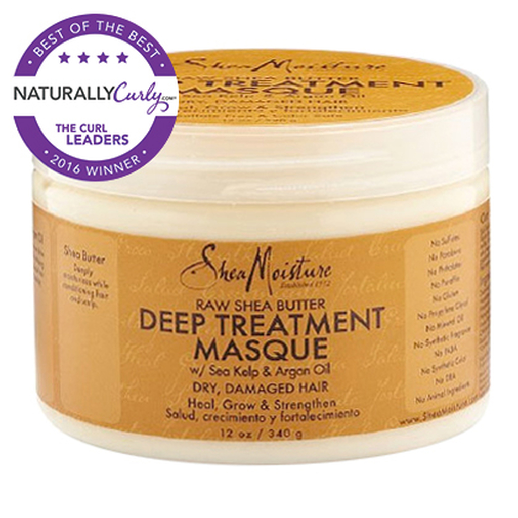 SheaMoisture Raw Shea Butter Deep Treatment Masque (12 oz.)