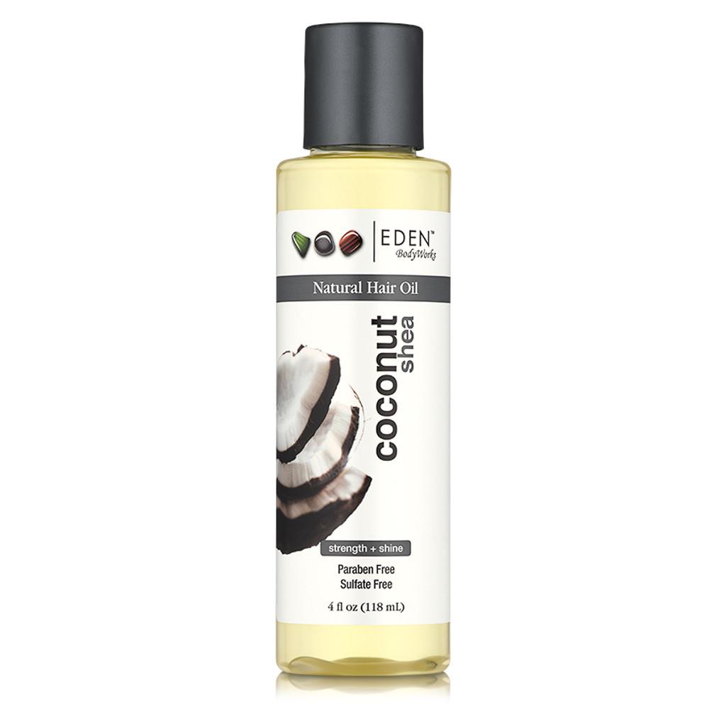 EDEN BodyWorks Coconut Shea Natural Hair Oil (4 oz.)