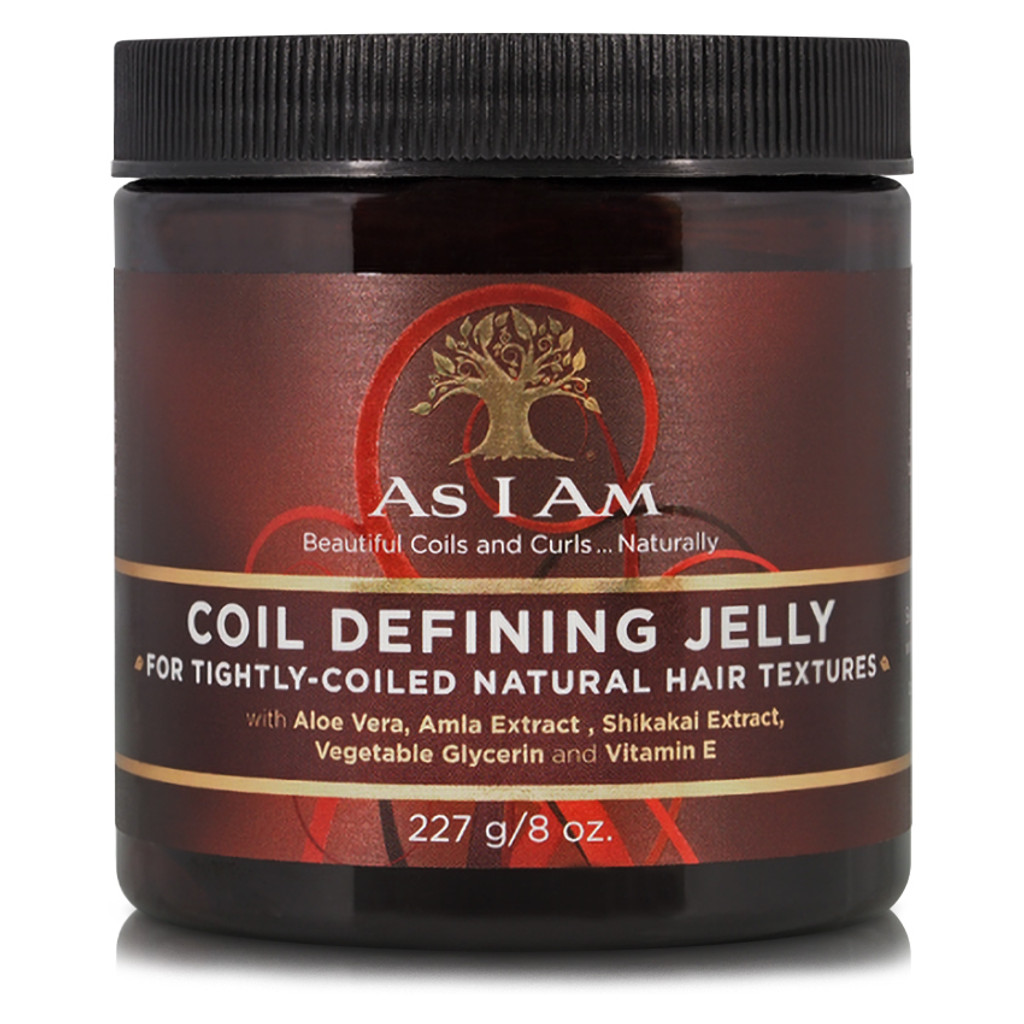 As I Am Coil Defining Jelly (8 oz.)