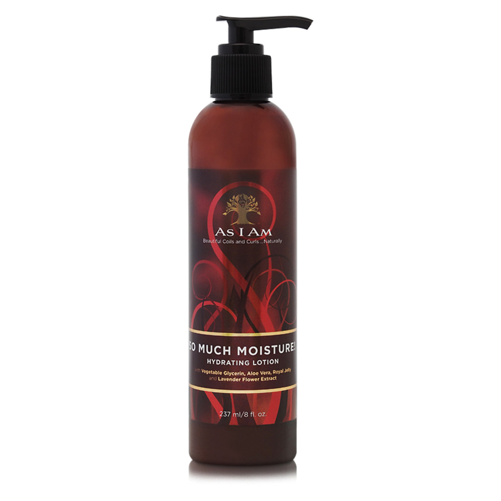 As I Am So Much Moisture! Hydrating Lotion (8 oz.)