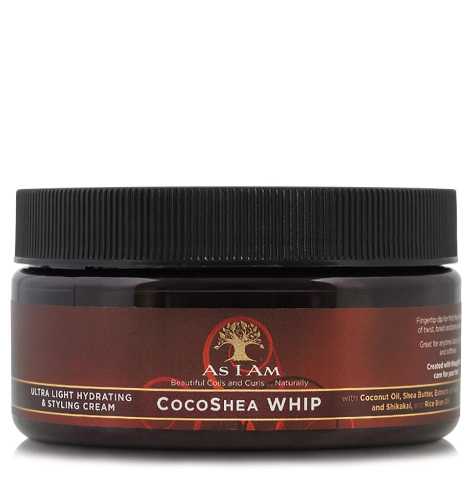 As I Am CocoShea Whip (8 oz.)