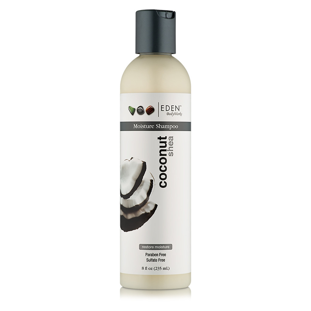 EDEN BodyWorks Coconut Shea All Natural Moisture Shampoo (8 oz.)