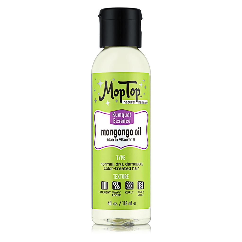 MopTop Kumquat Essence Mongongo Oil (4 oz.)