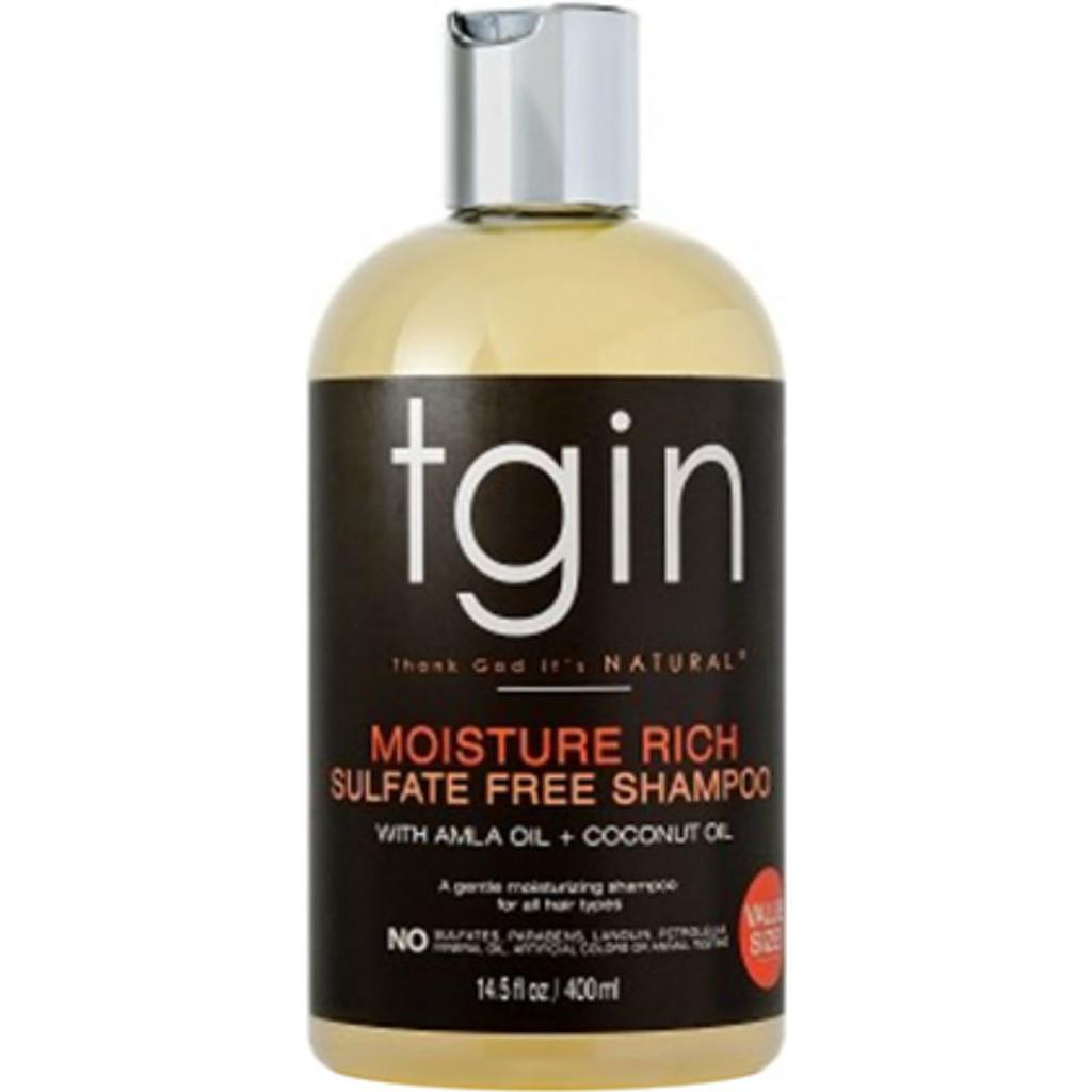 tgin Moisture Rich Sulfate Free Shampoo (13 oz.)
