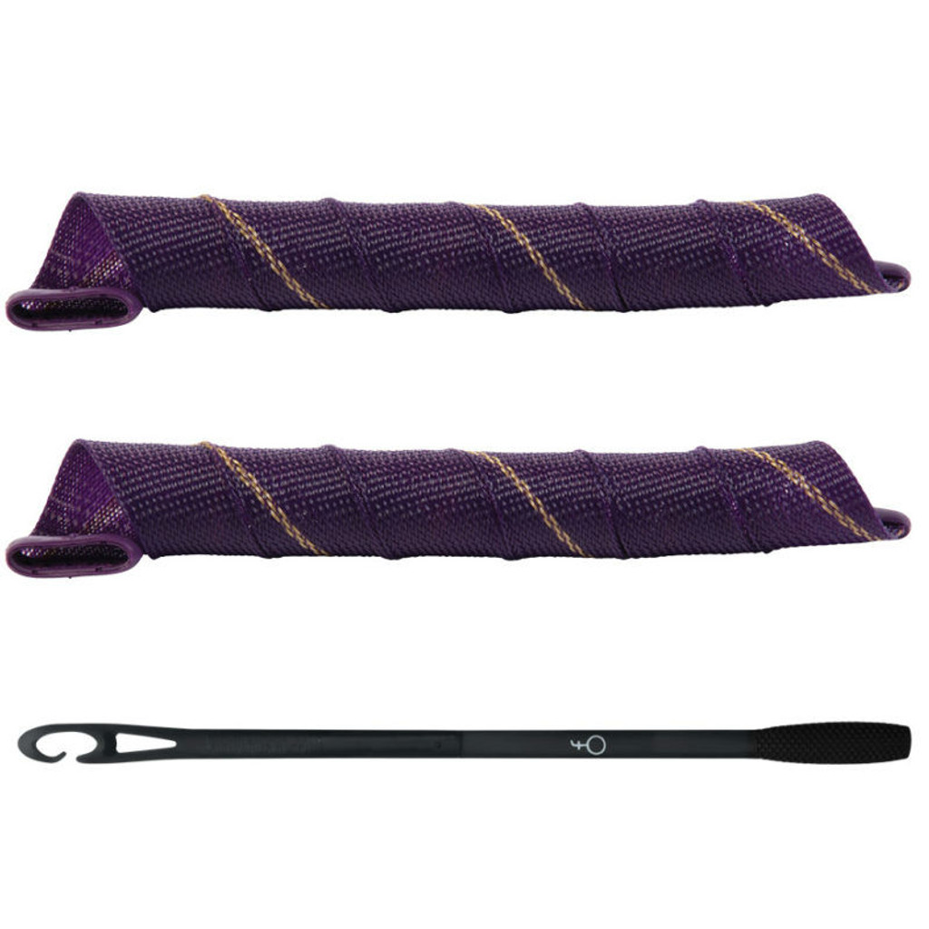Curlformers by Hair Flair Deluxe Pro Glam-Up Kit for Barrel Curls - Extra Long Hair (16 ct.)