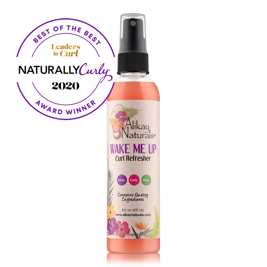 Alikay Naturals Wake Me Up Daily Curl Refresher (8 oz.)