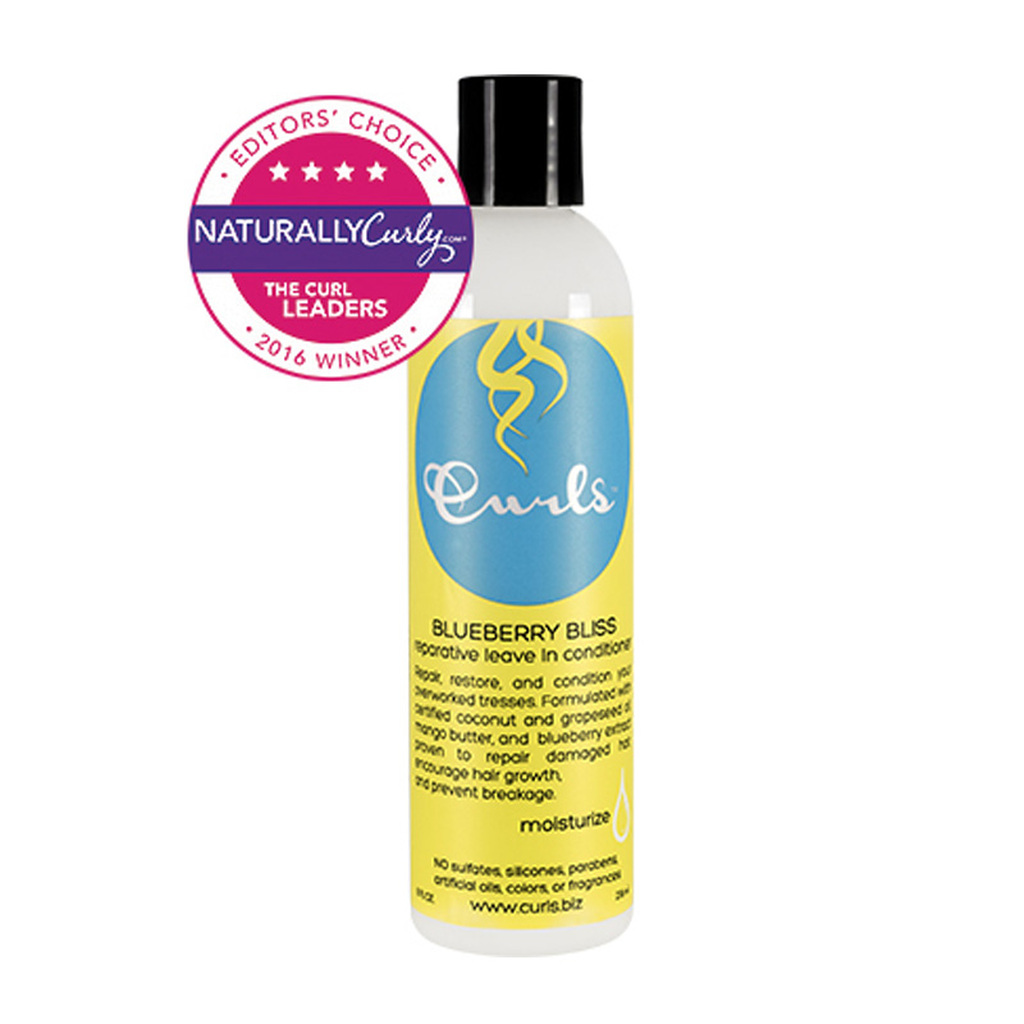 CURLS Blueberry Bliss Reparative Leave In Conditioner (8 oz.)