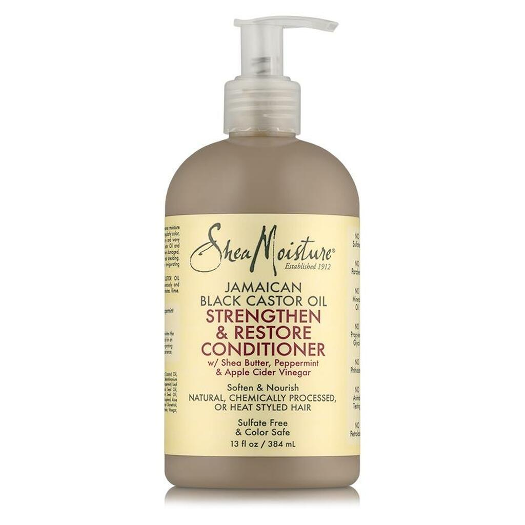SheaMoisture Jamaican Black Castor Oil Strengthen & Restore Conditioner (13 oz.)