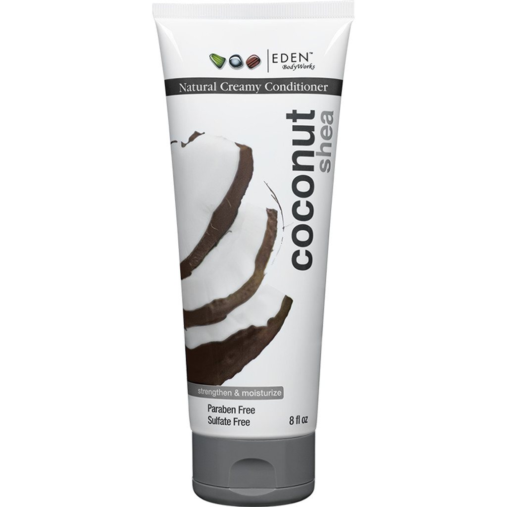 EDEN BodyWorks Coconut Shea Natural Creamy Conditioner (8 oz.)
