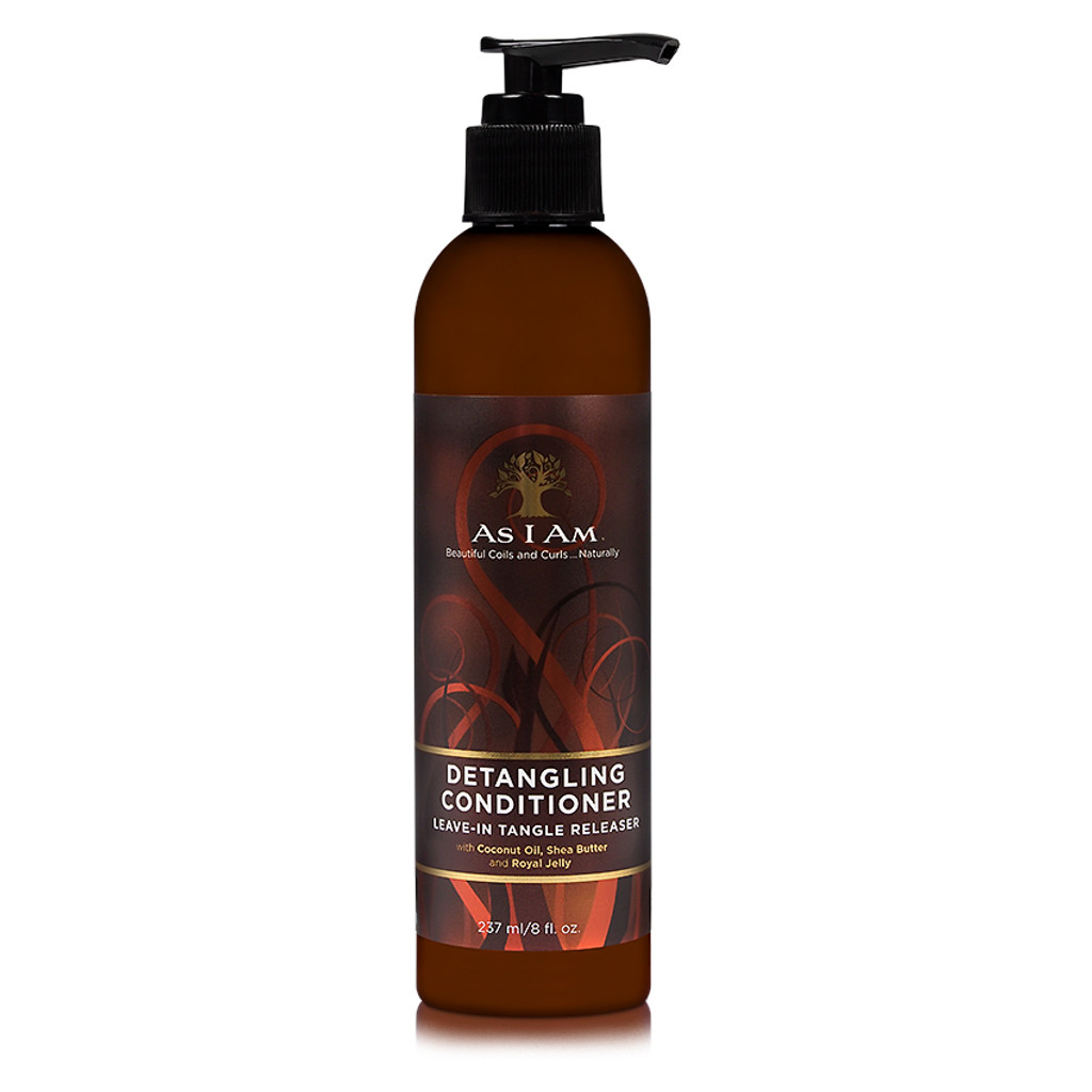 As I Am Detangling Conditioner (8 oz.)