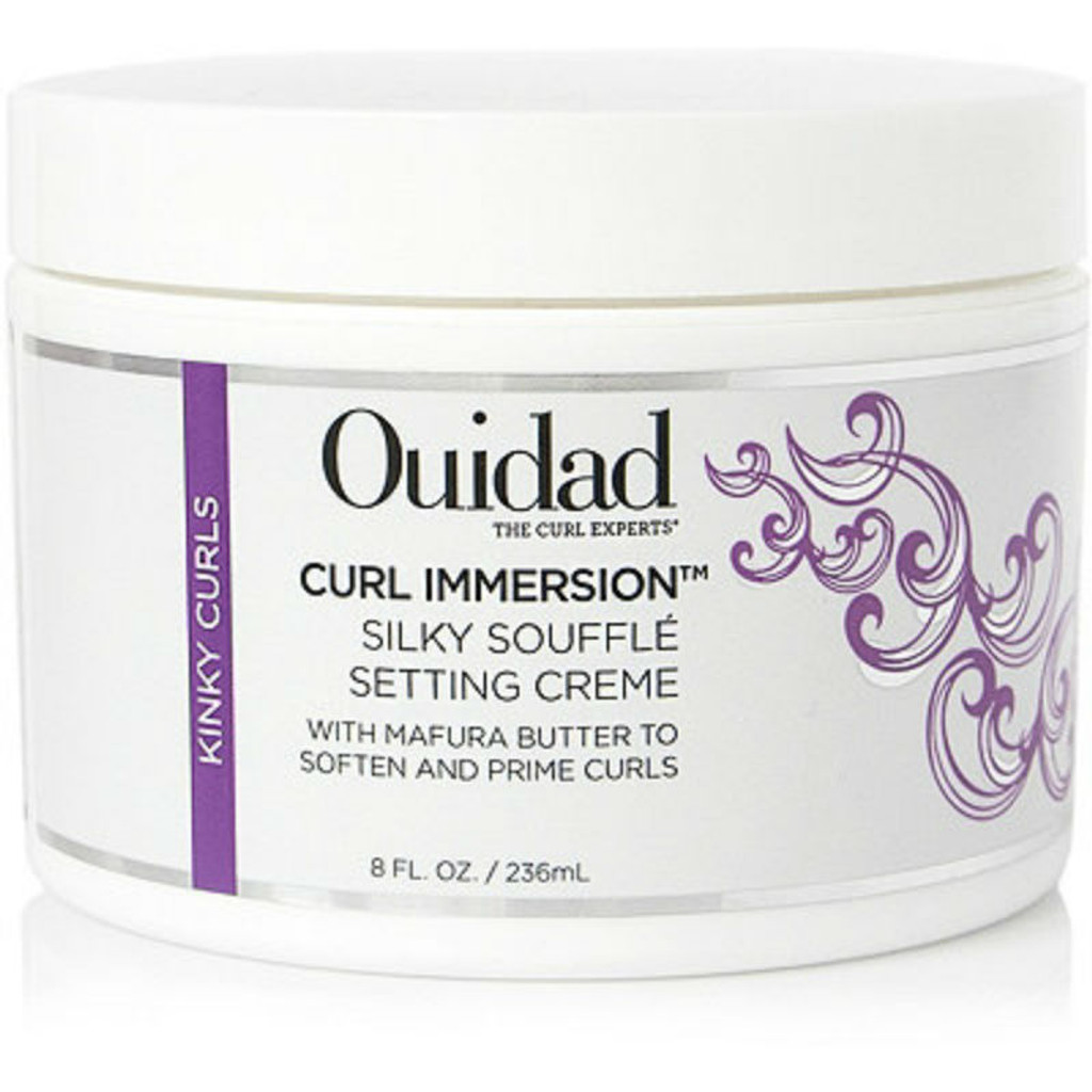 Ouidad Curl Immersion Silky Souffle Setting Creme (8 oz.)