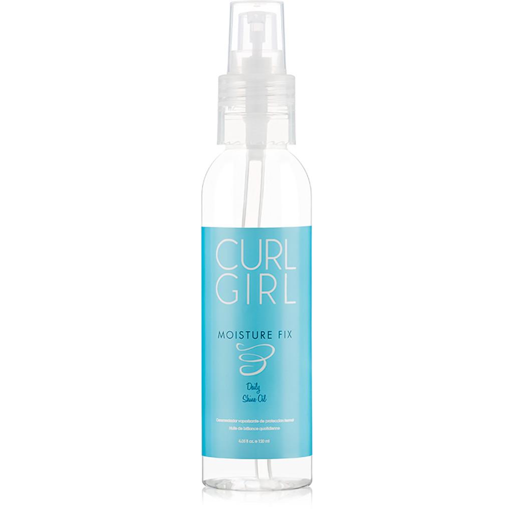 Curl Girl Moisture Fix Daily Shine Oil (4.6 oz.)