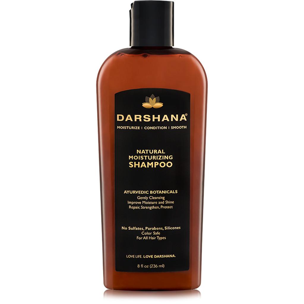 Darshana Natural Moisturizing Shampoo (8 oz.)