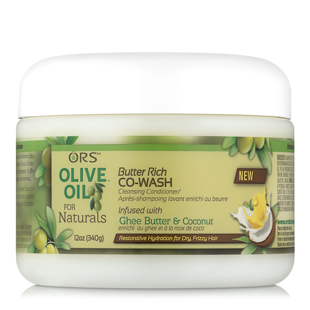ORS Olive Oil for Naturals Butter Rich Co-Wash (12 oz.)