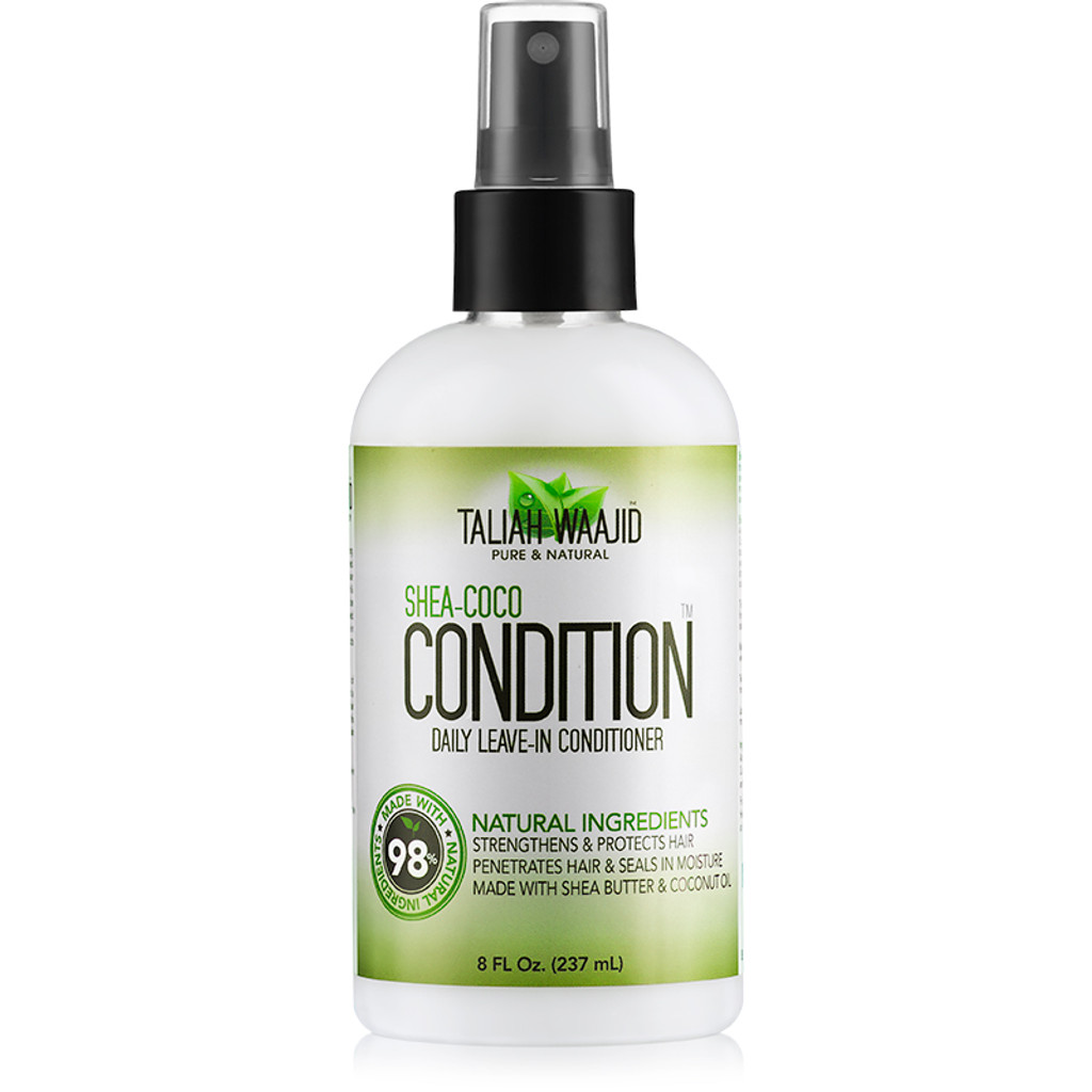 Taliah Waajid Shea Coco Condition Daily Leave In Conditioner Spray