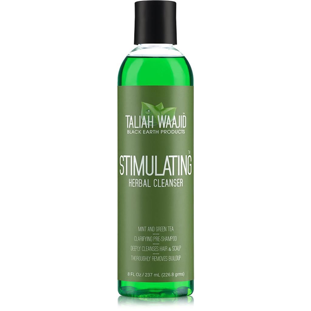 Taliah Waajid Black Earth Products Stimulating Herbal Cleanser (8 oz.)