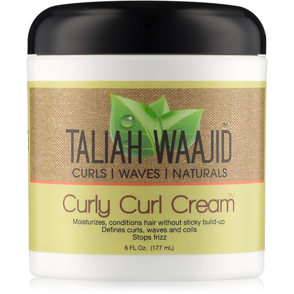 Taliah Waajid Curls, Waves & Naturals Curly Curl Cream (6 oz.)