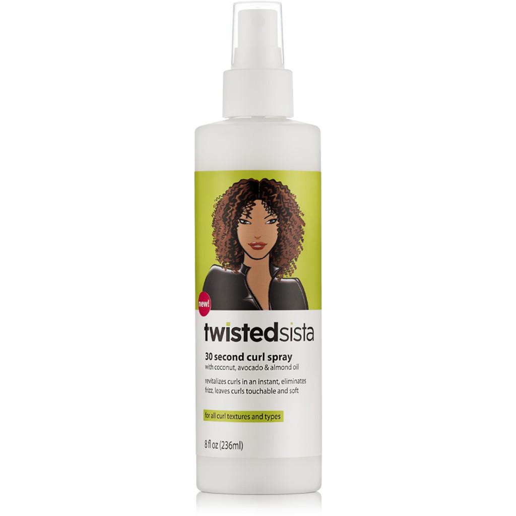 Twisted Sista 30 Second Curl Spray (8 oz.)