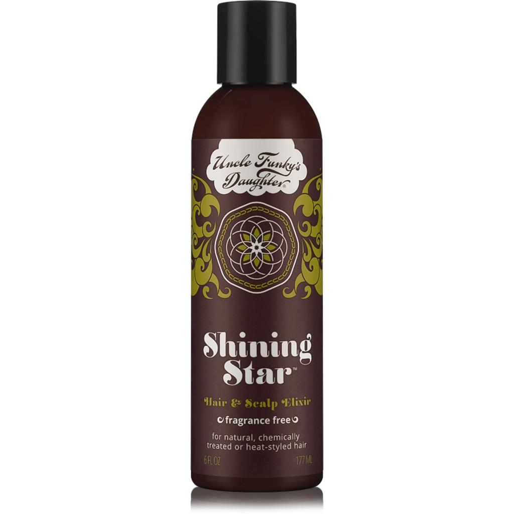 Uncle Funky's Daughter Shining Star Hair & Scalp Elixir (6 oz.)