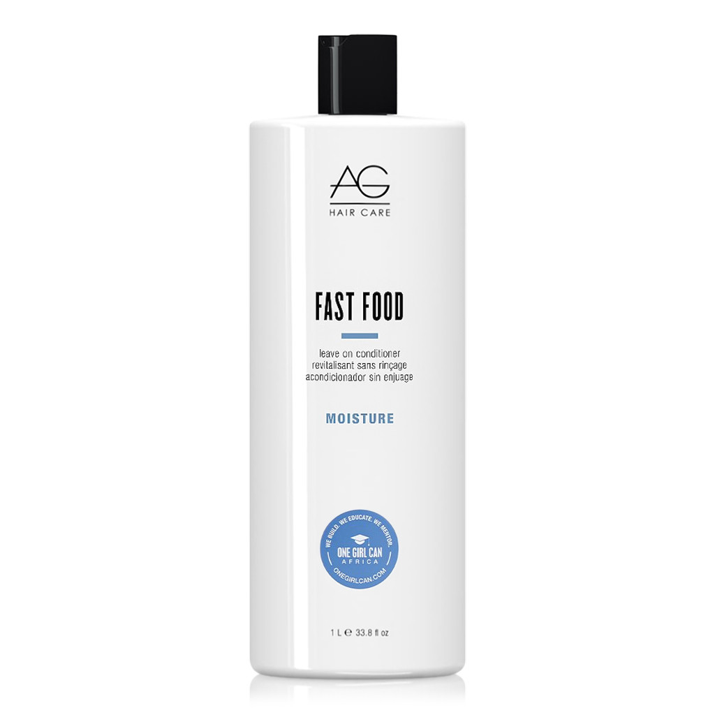 AG Hair Fast Food Leave On Conditioner (1 L.)