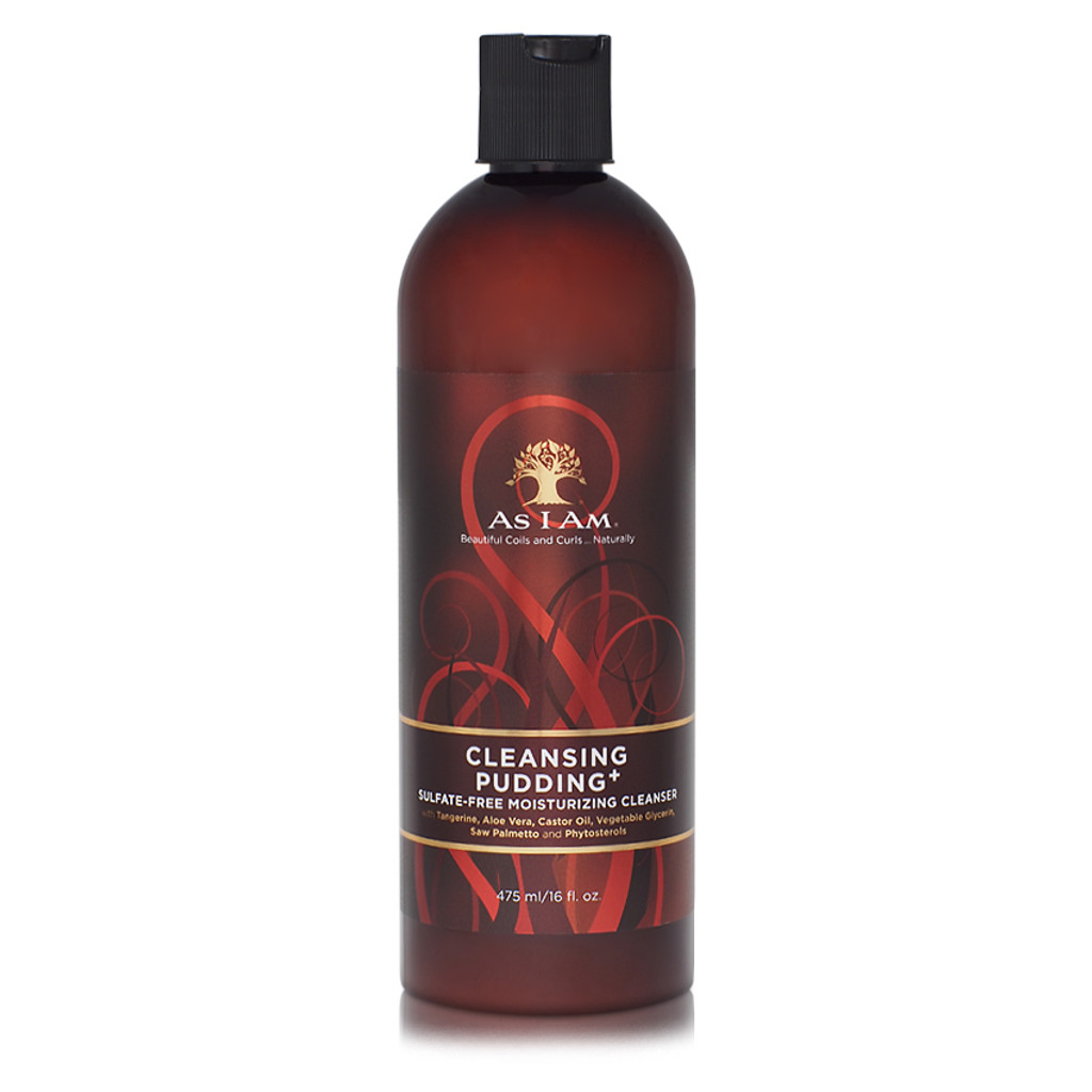 As I Am Cleansing Pudding Sulfate-Free Moisturizing Cleanser (16 oz.)