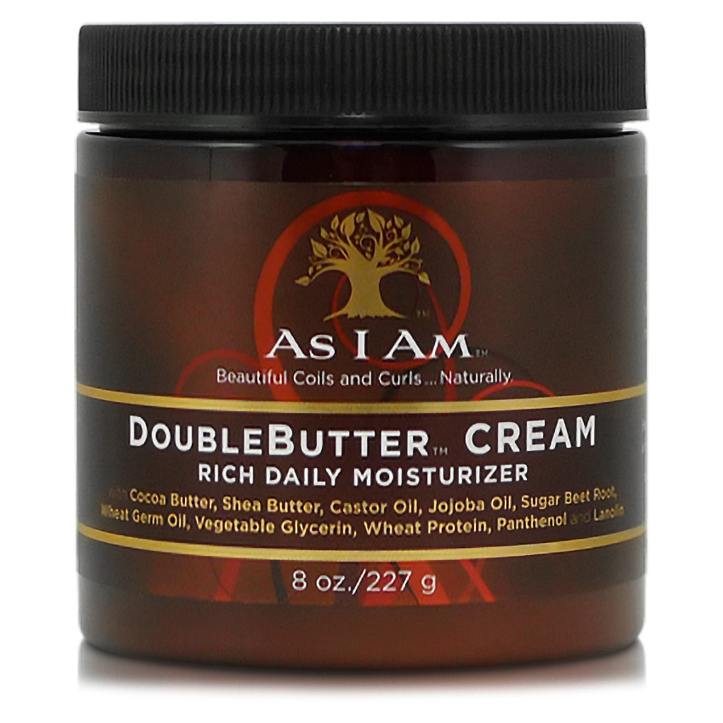 As I Am DoubleButter Cream Rich Daily Moisturizer (8 oz.)