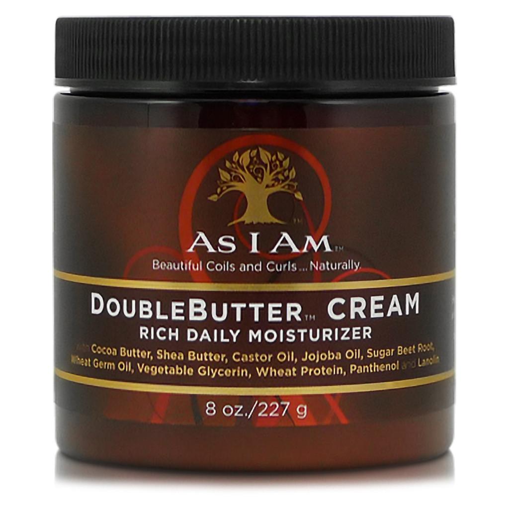 As I Am DoubleButter Cream Rich Daily Moisturizer (8 oz.)