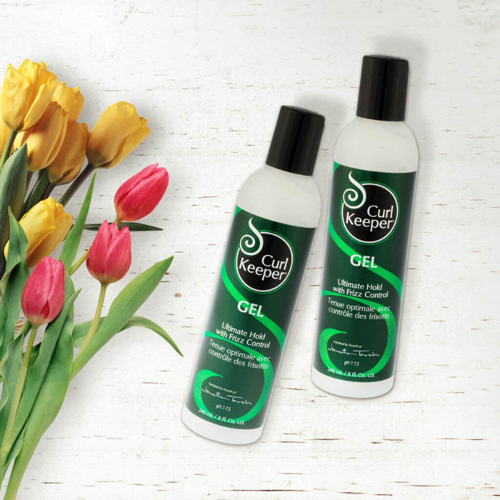 Curly Hair Solutions Curl Keeper Gel (8 oz.)