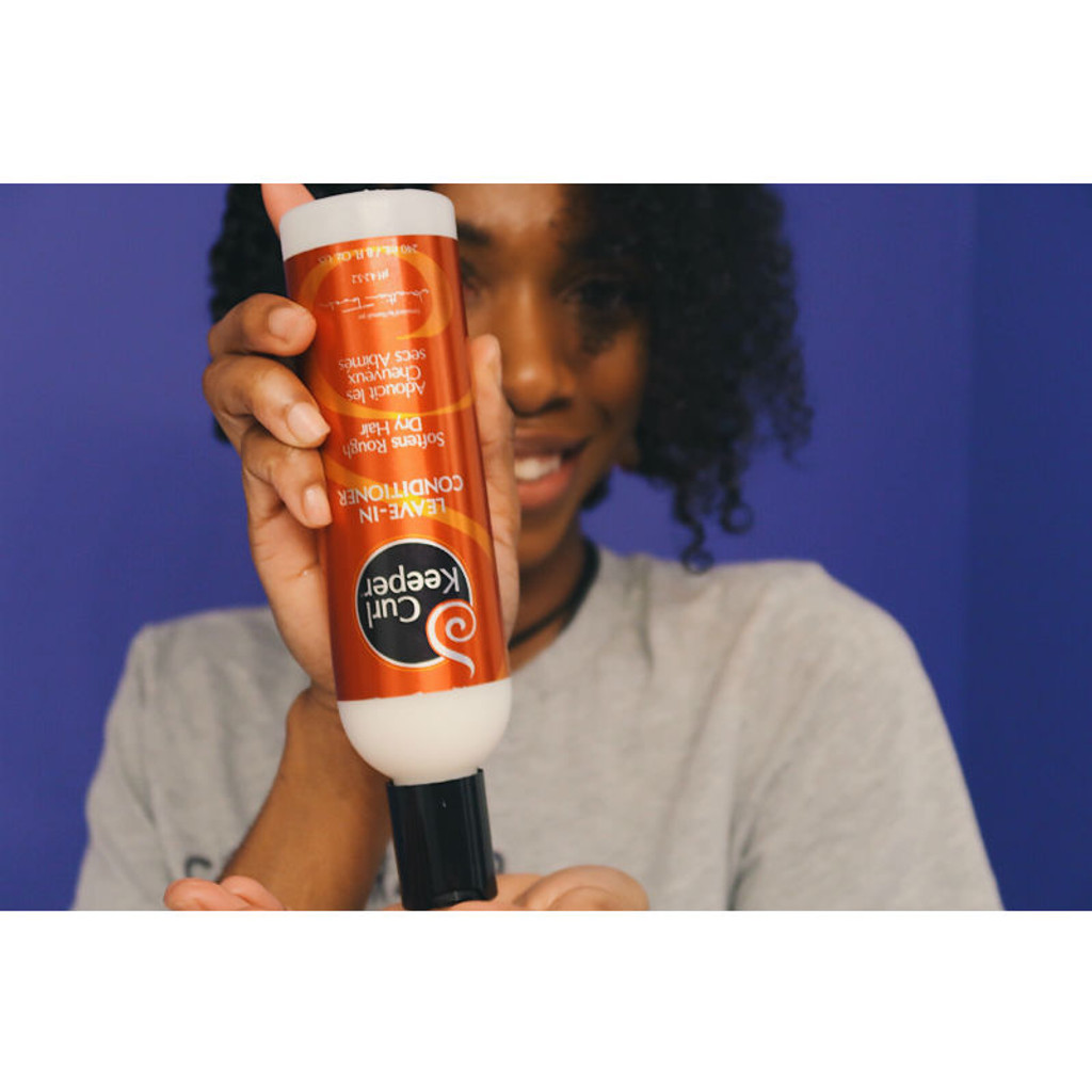 Curly Hair Solutions Curl Keeper Leave-in Conditioner (3.4 oz.)