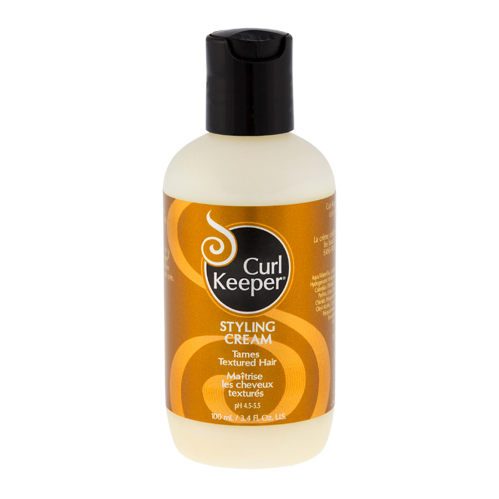 Curly Hair Solutions Curl Keeper Styling Cream (3.4 oz.)