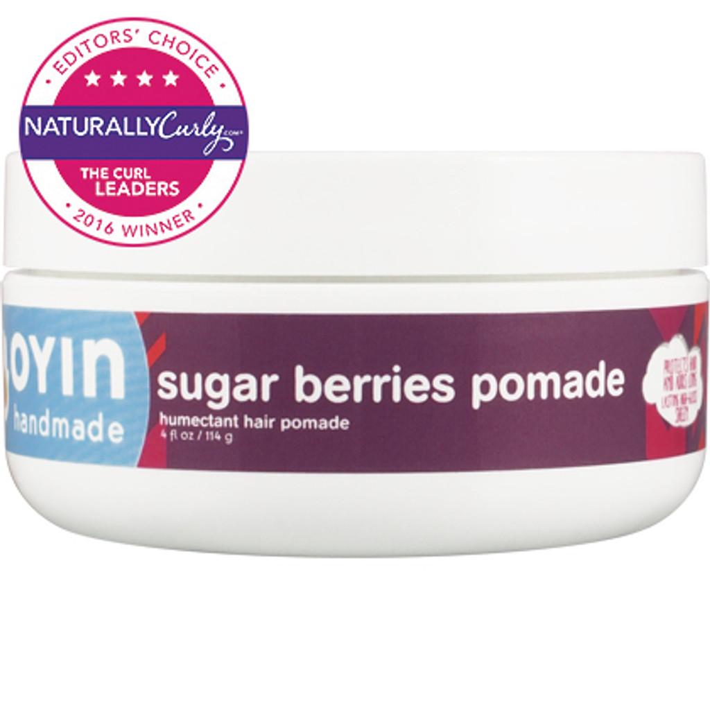Oyin Handmade Sugar Berries Pomade (4 oz.)