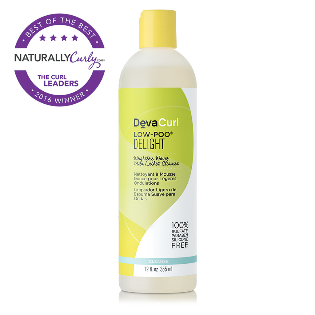 Julissa 2b: DevaCurl Low-Poo Delight