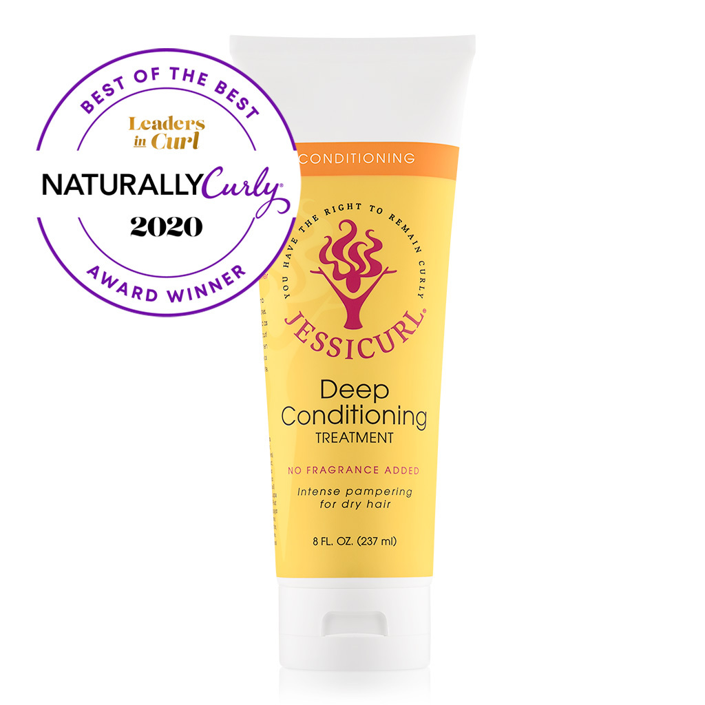 Jessicurl Deep Conditioning Treatment - No Fragrance (8 oz.)